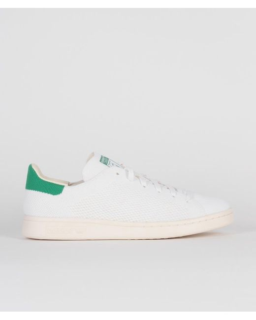 Stan Et Vert En Og Blanc Textile Smith Chaussures D'origine Homme Pk 76gybfY