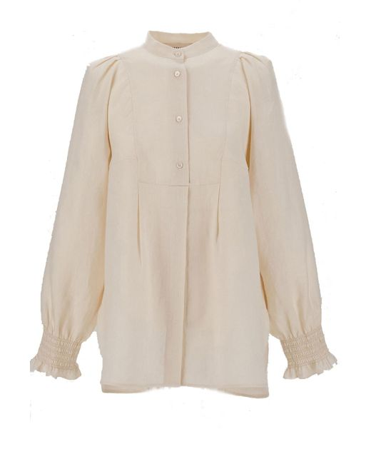 Weekend by Maxmara White Liegi Shirt