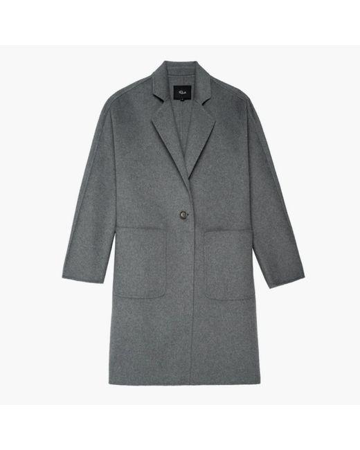 Rails Gray Everest Coat