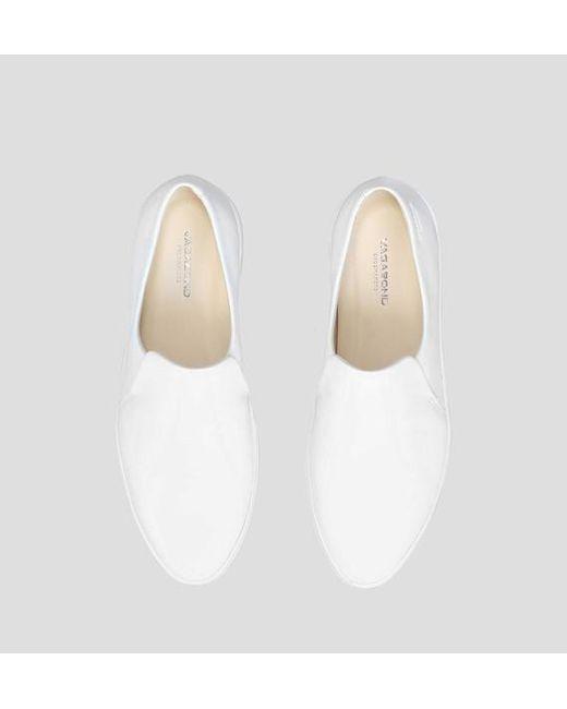 Vagabond Camille Sneaker White De Mujer Color Blanco c5Rau