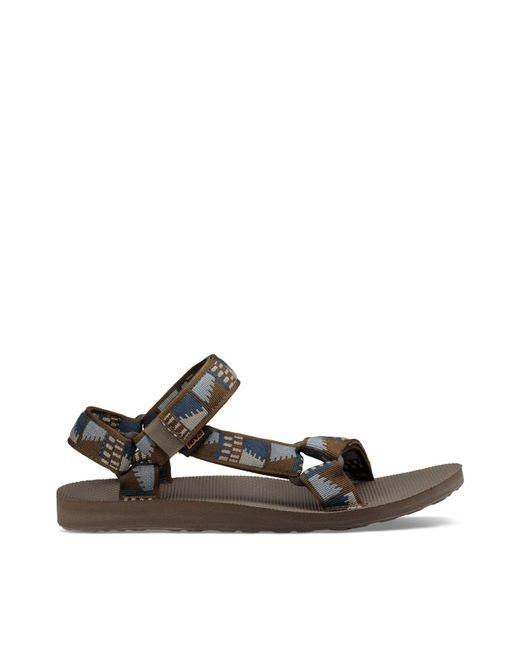 Teva Green Peaks Olive Original Universal Sandal for men
