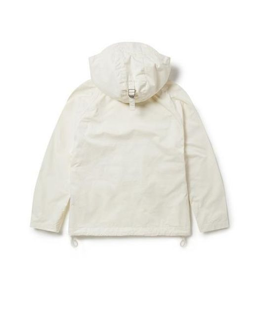 24c08212dc8d6 Albam - White Johnson Smock Ecru for Men - Lyst ...