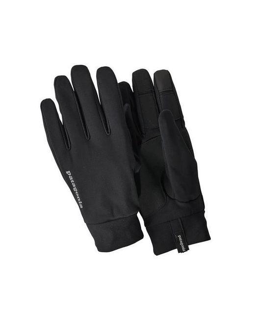 Gants noirs pare-vent Patagonia pour homme en coloris Black
