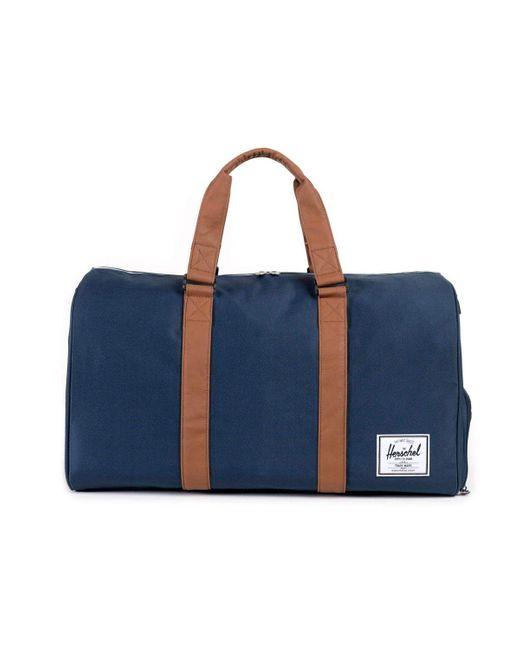 Herschel Supply Co. Blue Novel Bag for men
