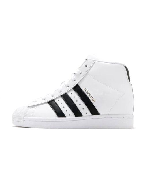 Chaussures Cloud White Superstar Up Adidas