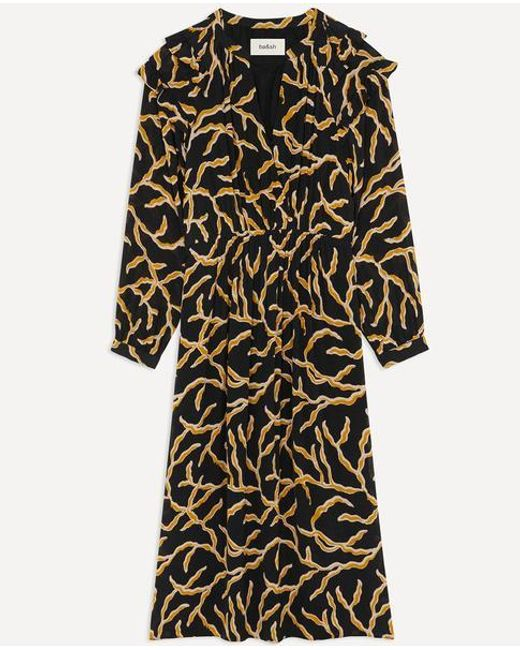 Vestido negro Candice Ba&sh de color Black
