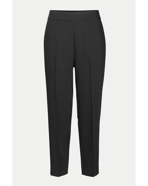 Pantalon Garbo Noir Second Female en coloris Black