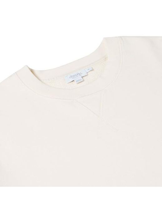 6789878ee Sunspel Men's Mr Porter And Cotton Loopback Sweatshirt In Archive ...