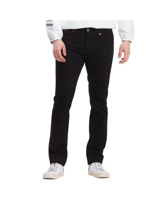 Tommy Jeans Scanton Slim Jeans Nero Comfort di Tommy Hilfiger in Black da Uomo