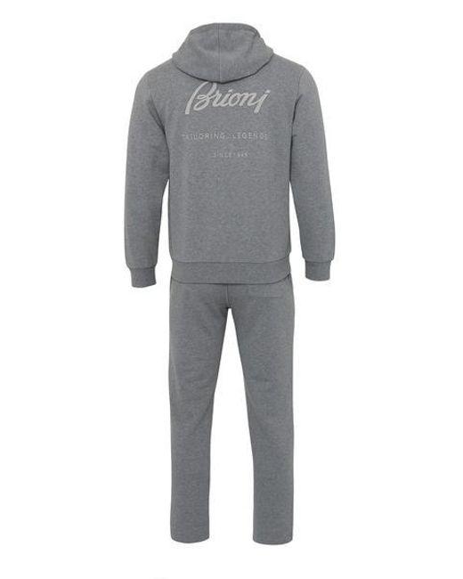 Tuta grigia di Brioni in Gray