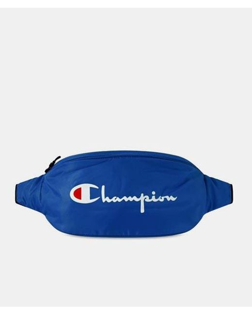 Sac de ceinture en polyester bleu Champion pour homme en coloris Blue
