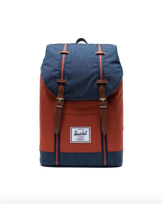 Herschel Supply Co. Blue Retreat Backpack for men