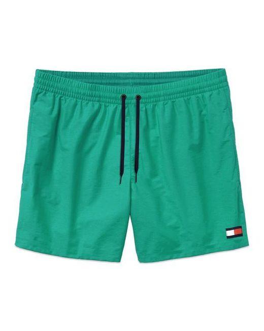 Short de bain avec cordon de serrage Dynasty Green Tommy Hilfiger pour homme