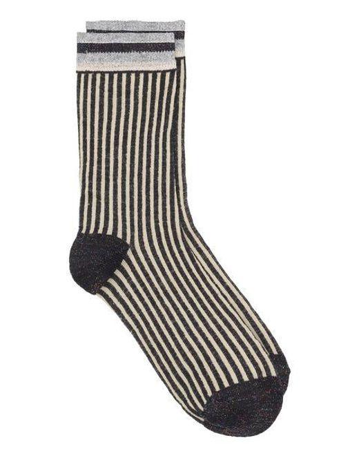 Becksöndergaard Blue Dicte Stripe Sock