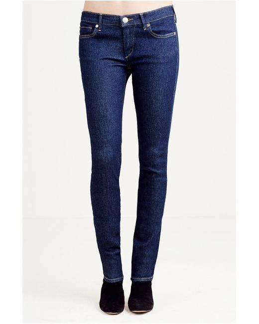 True Religion | Multicolor Casey Super Skinny Womens Jean | Lyst