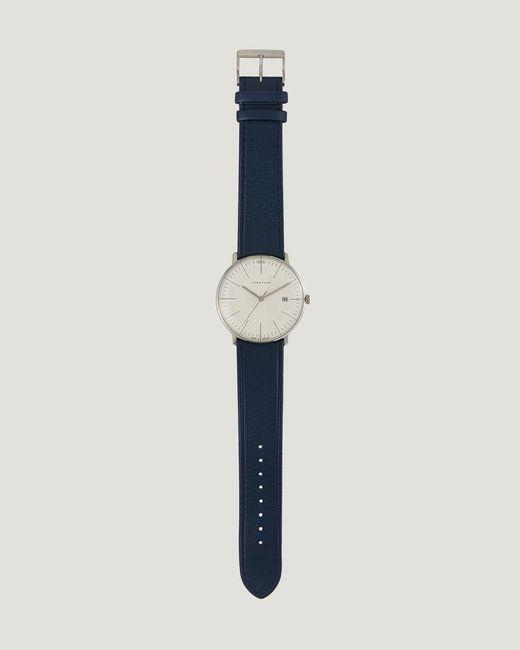 Junghans | Blue Max Bill Quartz Non-numeric Watch for Men | Lyst