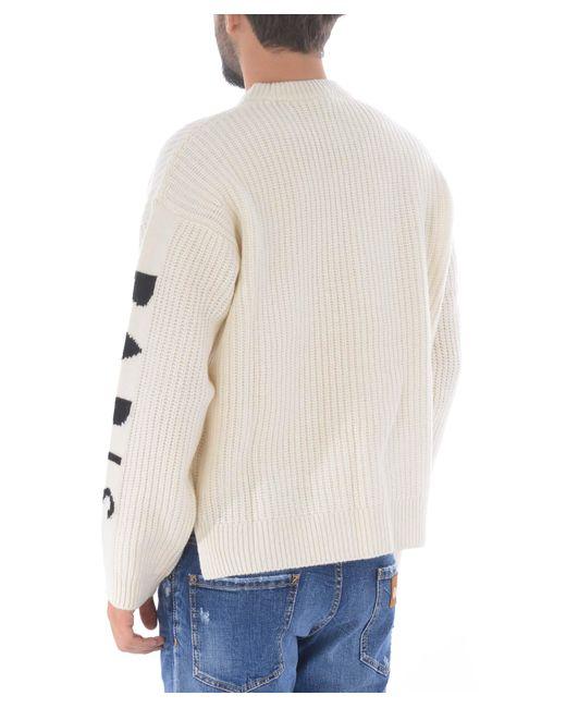 Maglione di KENZO in Natural da Uomo