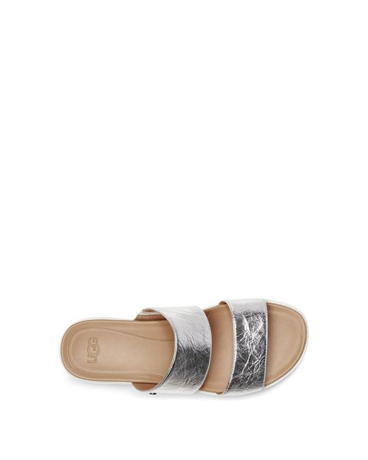 Ugg Women's Zyle Metallic Slide