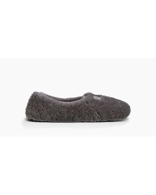 Ugg - Gray Women's Birche Slip-on - Lyst