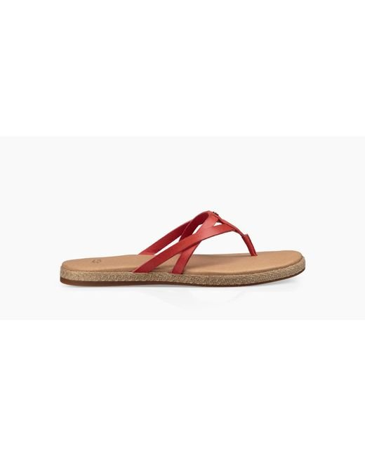 Ugg | Red Women's Annice | Lyst