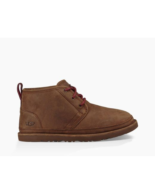 Ugg | Brown Men's Neumel Waterproof for Men | Lyst