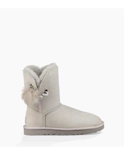 Ugg - Gray Women's Irina Boot - Lyst
