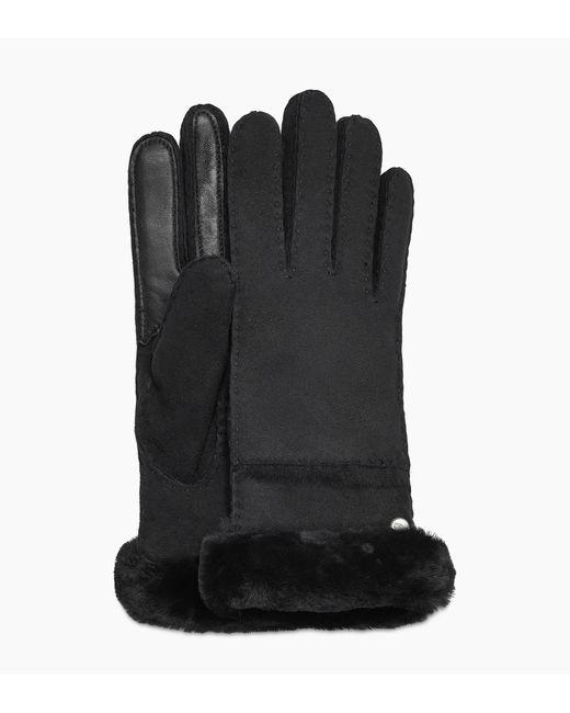 Ugg - Black Seamed Tech Glove Seamed Tech Glove - Lyst