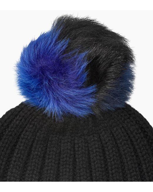 6a2afa35e57 ... Ugg - Black Multi Pom Hat Multi Pom Hat - Lyst