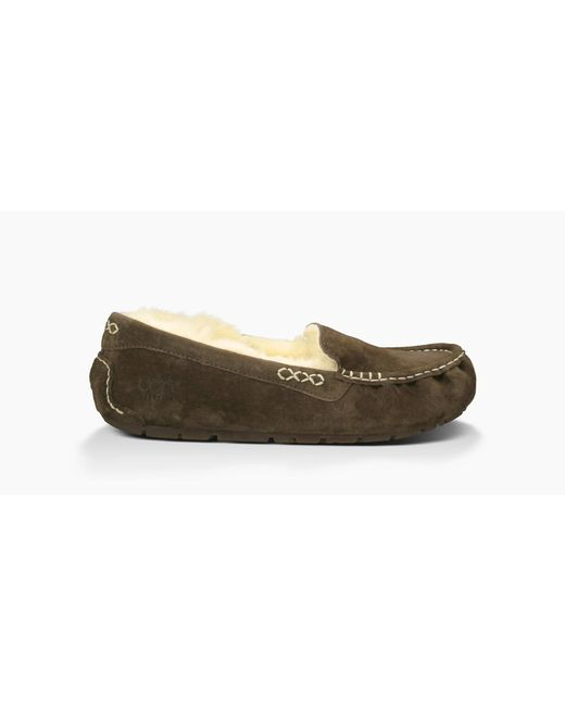 4a7b25ab2497 Ugg - Brown Women's Ansley - Lyst ...