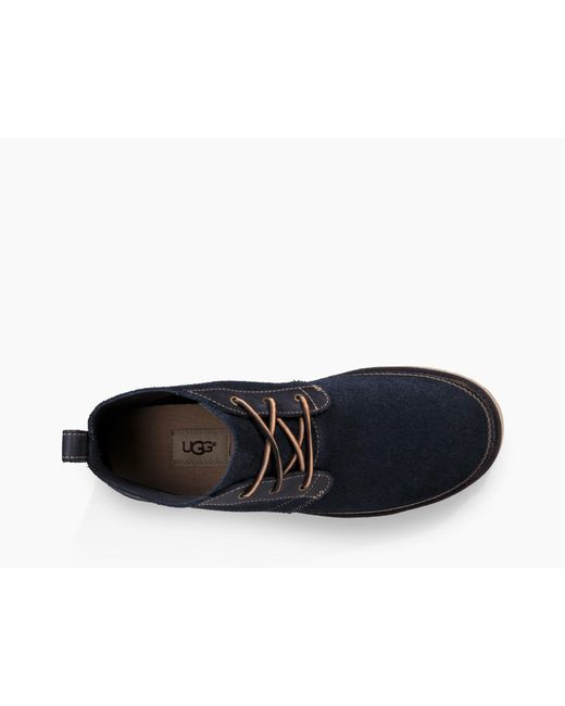 eb2266ec03e Blue Neumel Unlined Leather Boot Neumel Unlined Leather Boot Replacement  Laces