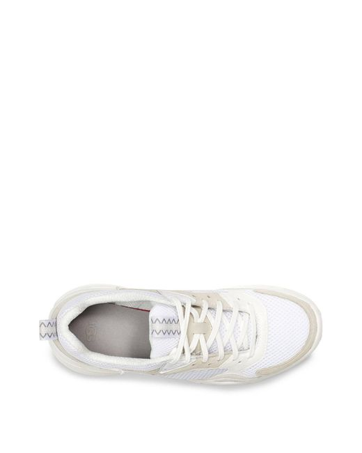 CA805 X Low Mesh Basket pour Ugg pour homme en coloris White