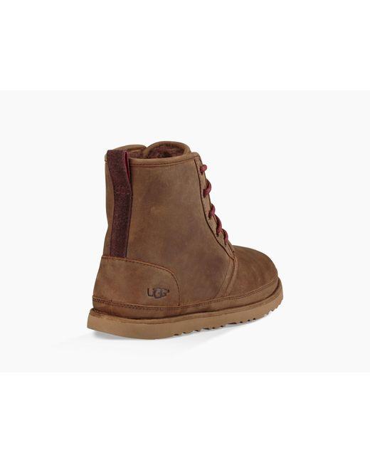 8649514cccd Men's Brown Harkley Waterproof Boot