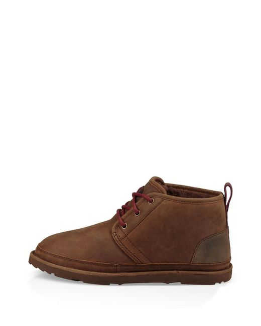 6ce29605a72 UGG Neumel Waterproof Boot in Brown for Men - Lyst