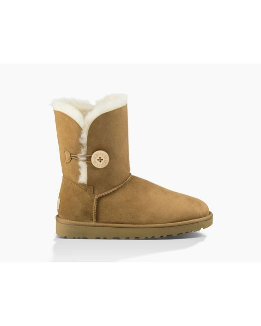 Ugg - Brown Women's Bailey Button Ii - Lyst