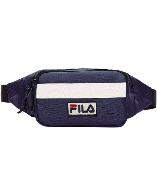 kwaliteit ontwerp outlet te koop redelijk geprijsd Fila Marley Bum Bag Blue in Blue - Lyst