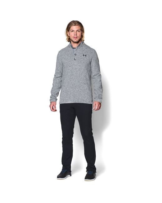 Under Armour | Gray Men's Storm Zip Hoodie for Men | Lyst