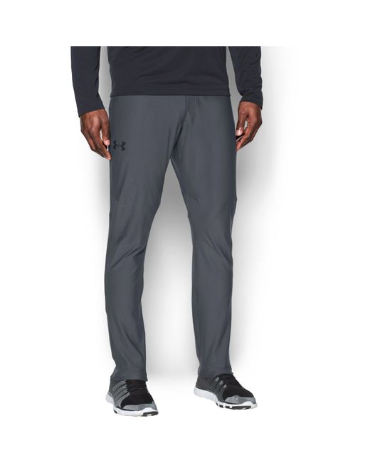 Under Armour | Gray Men's Ua Elevated Knit Pants for Men | Lyst