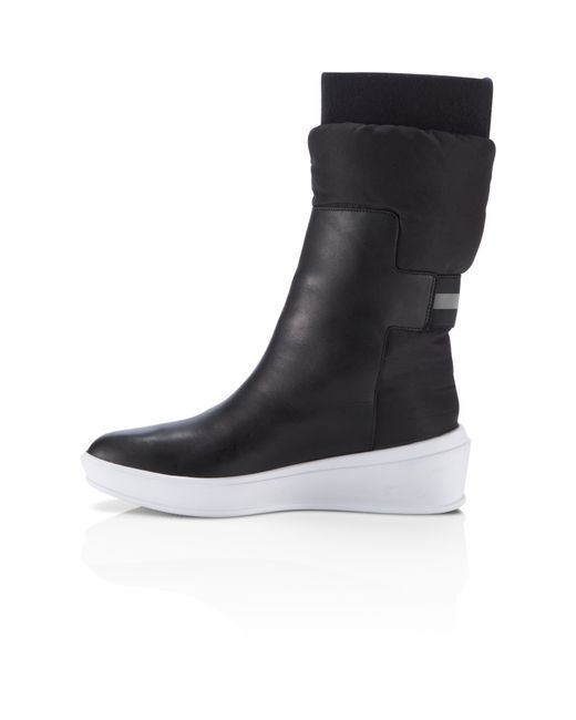 Under Armour Women S Uas Elevated Wedge Boots In Black Lyst