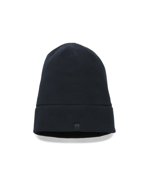 Under Armour | Black Women's Ua Coldgear® Infrared Fleece Beanie | Lyst