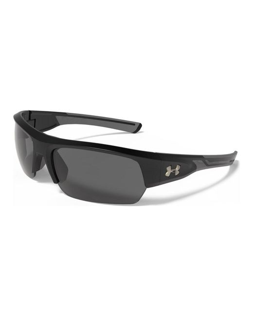 Under Armour Black Big Shot Storm Polarized for men