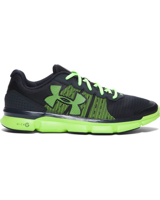 Men S Under Armour Micro G Speed Swift Running Shoes