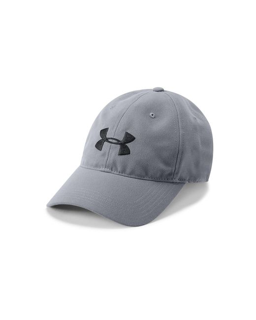 Under Armour - Gray Men's Ua Core Canvas Cap for Men - Lyst