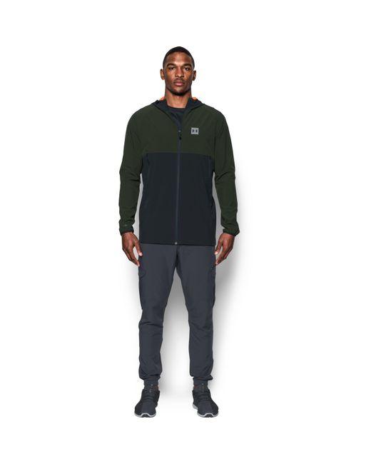 Under Armour   Black Men's Ua Sportstyle Fishtail Jacket for Men   Lyst
