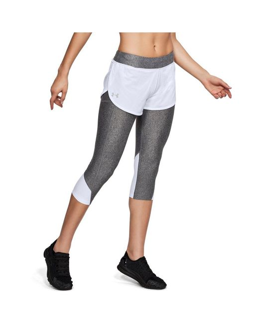 Under Armour Gray Armour Fly Fast Shapri