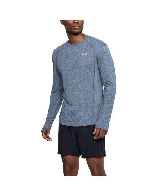 Under Armour - Blue Men's Ua Swyft Long Sleeve for Men - Lyst