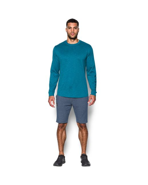 Under Armour | Blue Men's Ua Sportstyle Long Sleeve T-shirt for Men | Lyst