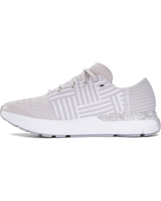 Under Armour | White Women's Ua Speedform® Gemini 3 Record-equipped Running Shoes | Lyst