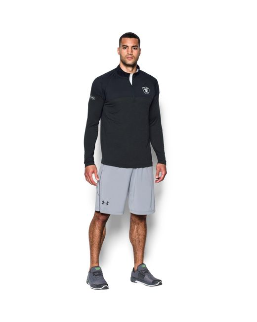 169eade70 Under Armour - Blue Men s Nfl Combine Authentic Ua Techtm Twist 1⁄4 Zip Long  ...