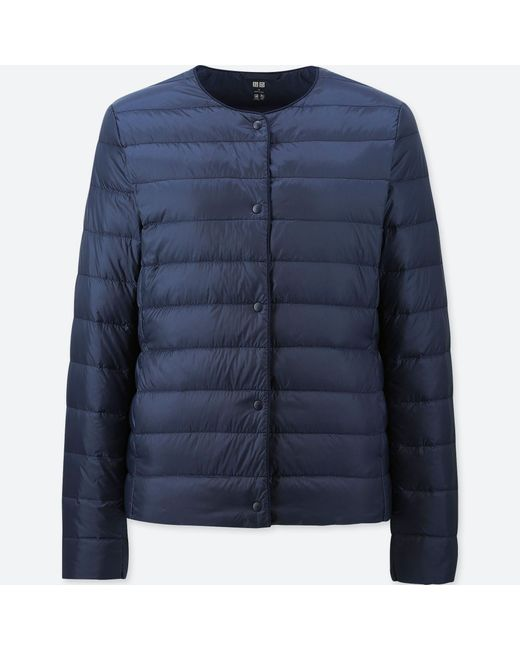 Uniqlo - Blue Ultra Light Down Compact Jacket - Lyst