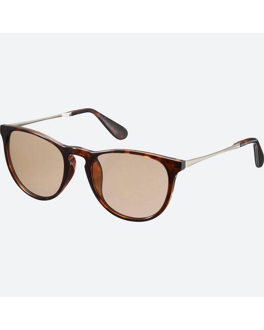 Uniqlo | Brown Combination Sunglasses for Men | Lyst
